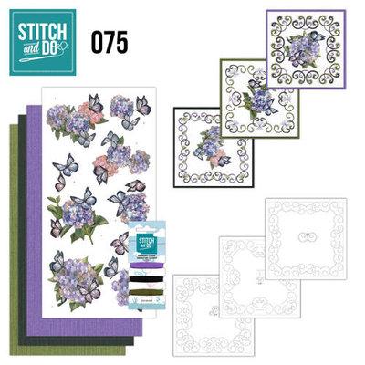 Stitch and Do 75 Amy Design - Hortensia