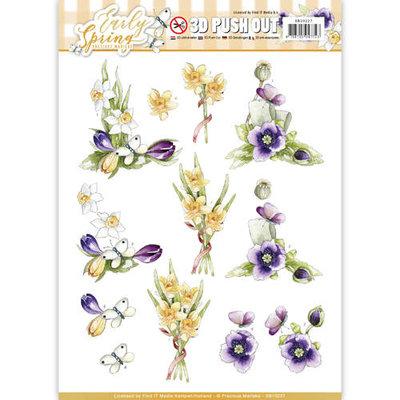 SB10227 – 3D Pushout - Precious Marieke - Early Spring - Early Daffodils