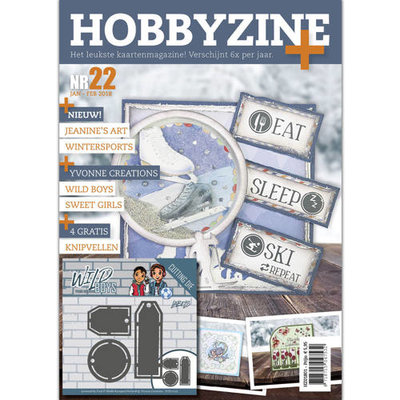 Hobbyzine Plus 22