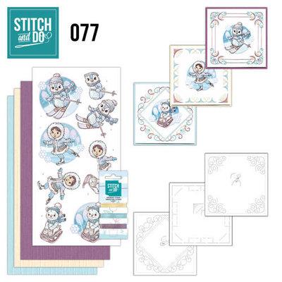 Stitch and Do 77 - Winter Fun