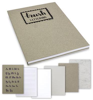 Papicolor - Brushlettering Block - A4 - 5x10 sheets