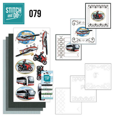Stitch and Do 79 Daily transport