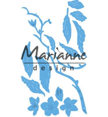 LR0512 - Marianne Design - Creatables - Petra's Apple Blossom - 4pcs 61x107mm