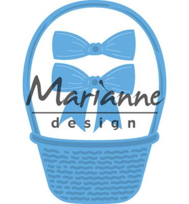 LR0520 - Marianne Design - Creatables - Basket - 58x83mm