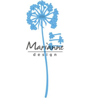 LR0513 - Marianne Design - Creatables - Dandelion - 34x100mm