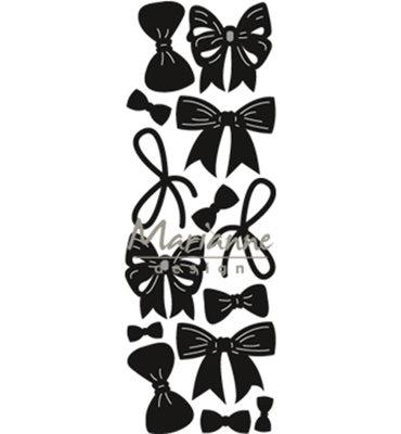 CR1434 - Marianne Design - Craftables - Pumch die bows
