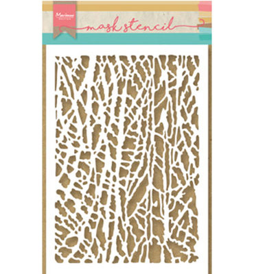 PS8003 - Marianne Design - Mask Stencil - Tiny's Bark - 149x210mm