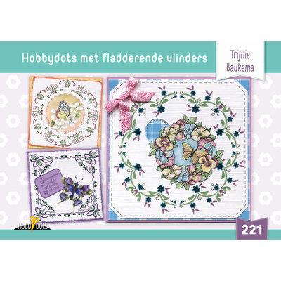 Hobbydols 221 Hobbydotten met vlinders - Trijnie Baukema