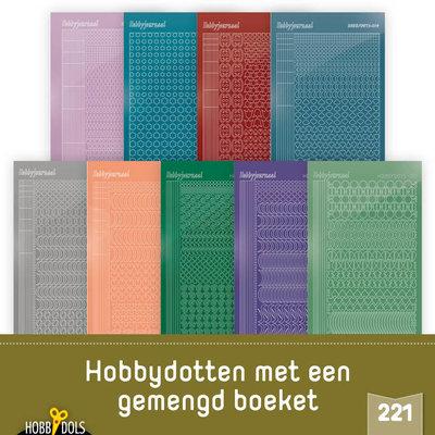 Stickerset Hobbydols 221