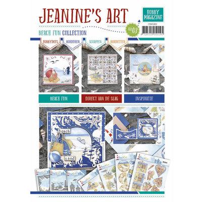 Hobby Magazine nr. 3 Jeanines Art