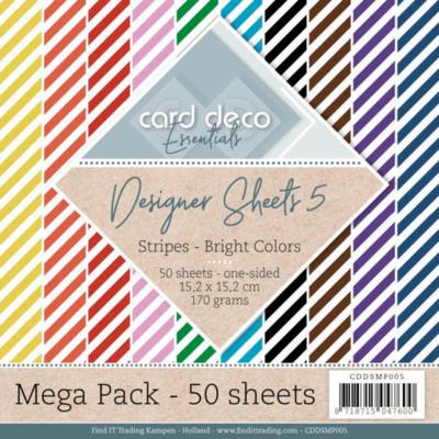 CDDSMP005 Designer Sheets Mega Pack 5