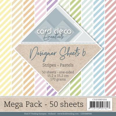 CDDSMP006 - Designer Sheets Mega Pack 6