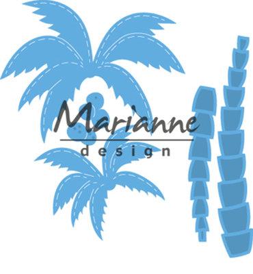 LR0541 - Marianne Design - Creatables - Palm trees - 53x70mm