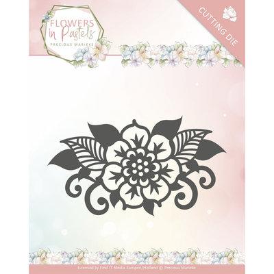 PM10137 Dies - Precious Marieke - Flowers in Pastels - Single Flower