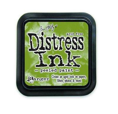 Ranger Distress Inks pad - peeled paint stamp pad TIM20233 Tim Holtz