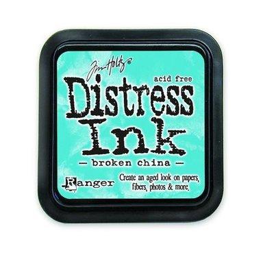Ranger Distress Inks pad - broken china stamp pad TIM21414 Tim Holtz