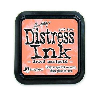 Ranger Distress Inks pad - dried marigold stamp pad TIM21438 Tim Holtz
