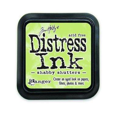 Ranger Distress Inks pad - shabby shutters stamp pad TIM21490 Tim Holtz
