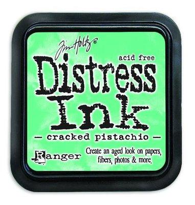 Ranger Distress Inks pad - cracked pistachio TIM43218 Tim Holtz