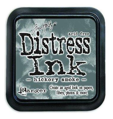 Ranger Distress Inks pad - hickory smoke TIM43232 Tim Holtz