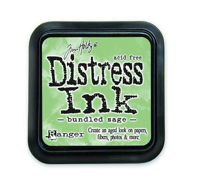 Ranger Distress Inks pad - bundled sage stamp pad TIM27102 Tim Holtz