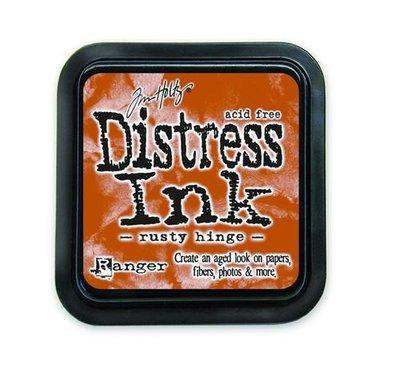 Ranger Distress Inks pad - rusty hinge stamp pad TIM27157 Tim Holtz