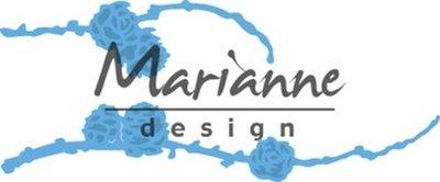 LR0550 – Marianne Design – Creatable Tiny's Larix 9, 5x16cm