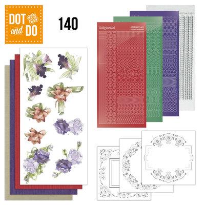 Dot en Do 140 Winter Flowers