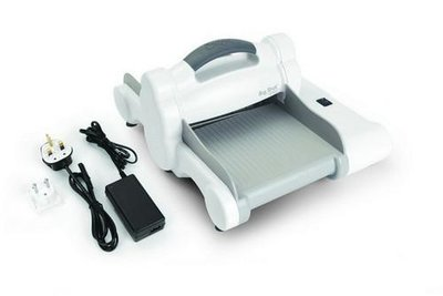 Sizzix Big Shot Express Machine Only (A5) White & Grey 660850