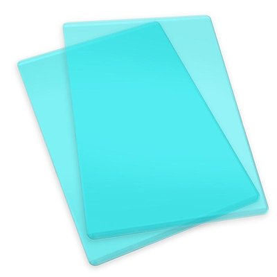 Sizzix Accessory (A5 + Express) - Cutting pads standard 1 pair (mint) 660522