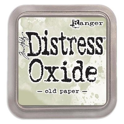Ranger Distress Oxide - Old Paper TDO56096 Tim Holtz