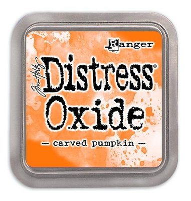 Ranger Distress Oxide - carved pumpkin TDO55877 Tim Holtz