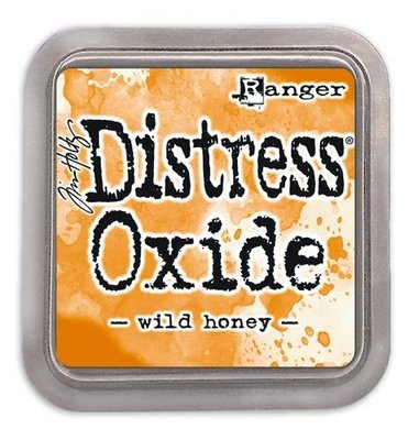 Ranger Distress Oxide - wild honey TDO56348 Tim Holtz