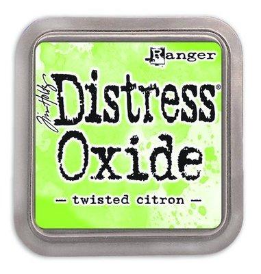 Ranger Distress Oxide - twisted citron TDO56294 Tim Holtz