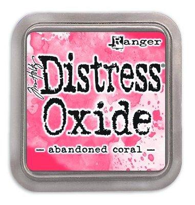 Ranger Distress Oxide - abandoned coral TDO55778 Tim Holtz