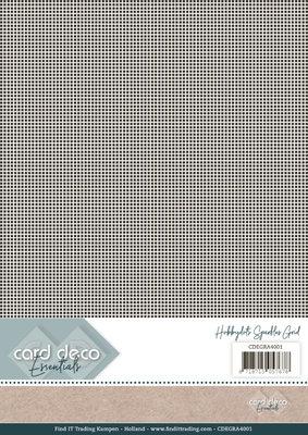 Hobbydots - Sparkles Grid - A4