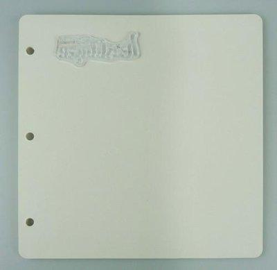 Nellie's Choice Navulling bladen clearstempelmap EFC004 5st WIPL001 19,8x20cm