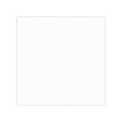 Linnenkarton - Oplegkaartjes - 180 Grams – Wit – 25 vel