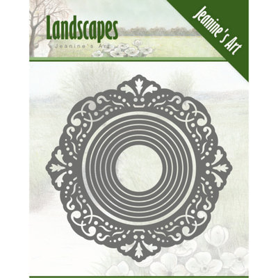 JAD10051 – Dies - Jeanine's Art - Landscapes