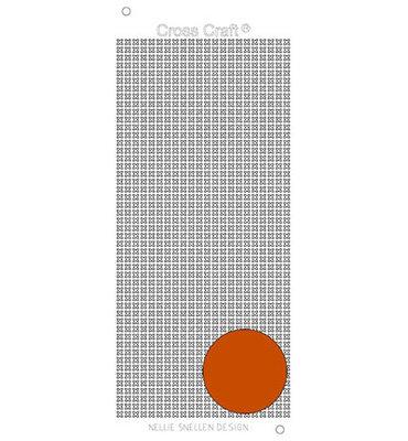 Nellie Snellen – CrossCraft stickers – Copper