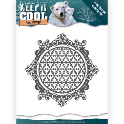 ADD10163 Dies - Amy Design - Keep it Cool - Keep it Round