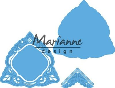 Marianne D Creatable Petra's triangle LR0564
