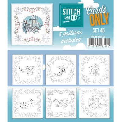 Stitch & Do – Cards Only – Set 45