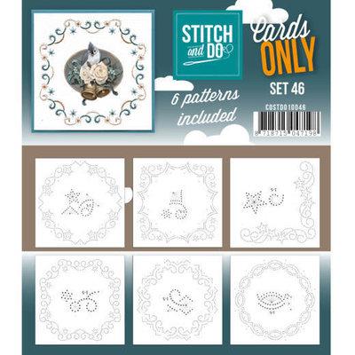 Stitch & Do – Cards Only – Set 46