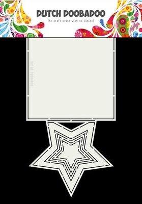 Dutch Doobadoo Dutch Card Art Ster  A4 470.713.697