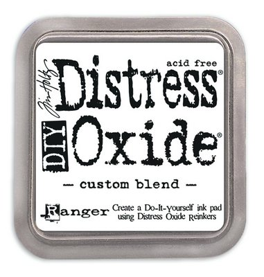 Ranger Distress Oxide - Distress It Yourself Pad TDA66415 Tim Holtz