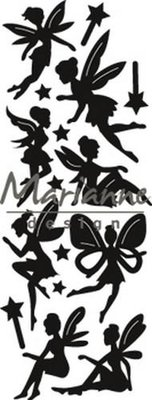 Marianne Design Craftable Punch die Fee CR1455 8x16 cm (01-19)