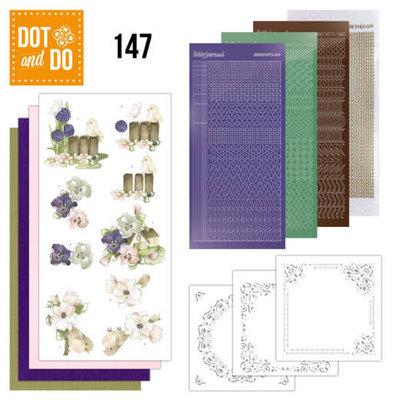 DODO147 Dot and Do 147 Happy Spring