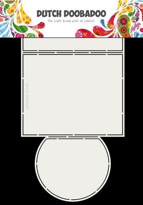 Dutch Doobadoo Fold card art circle A4 470.713.702