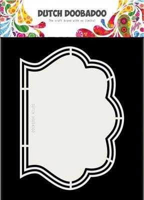 Dutch Doobadoo Dutch Shape Art CL A5 470.713.172